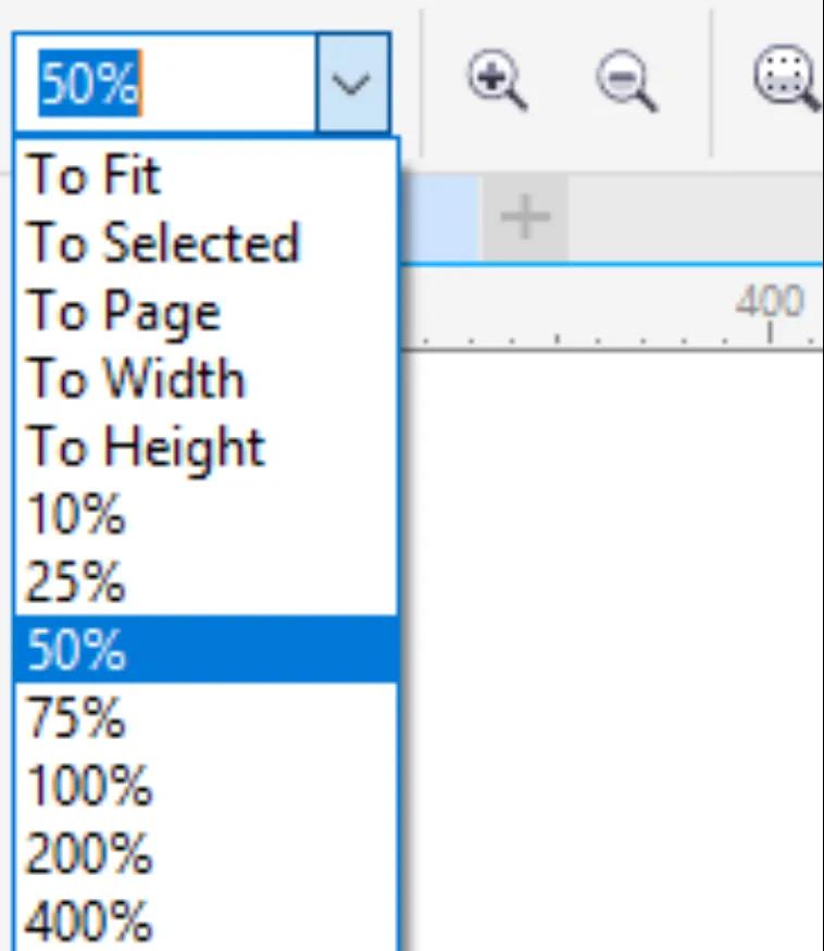 Cara Mudah Menggunakan Zoom Tools Proses Desain