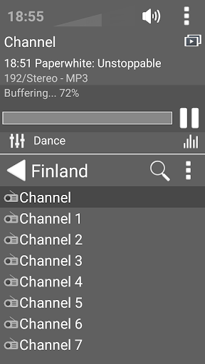 ProgTV Android 2.50.8 screenshots 2