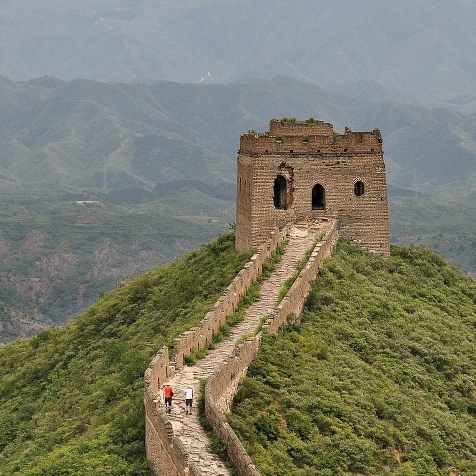The Great Wall of China Hoax