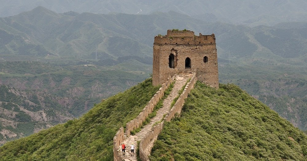 What Does Great Wall Of China Tattoo Symbolize: The Great Wall Of China Hoax