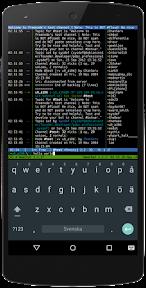 Termux, un terminal para Android potente y espectacular. Ejemplo 1.