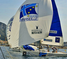 J/80 one-design match racing France