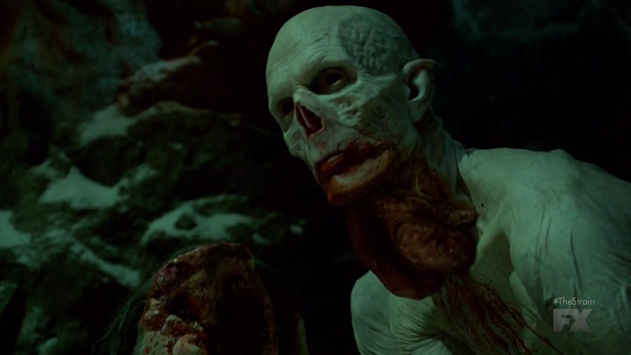 The Strain | FX define data de retorna para a 3ª temporada da série