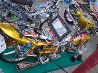 Jual Motor Yamaha Mio Modifikasi