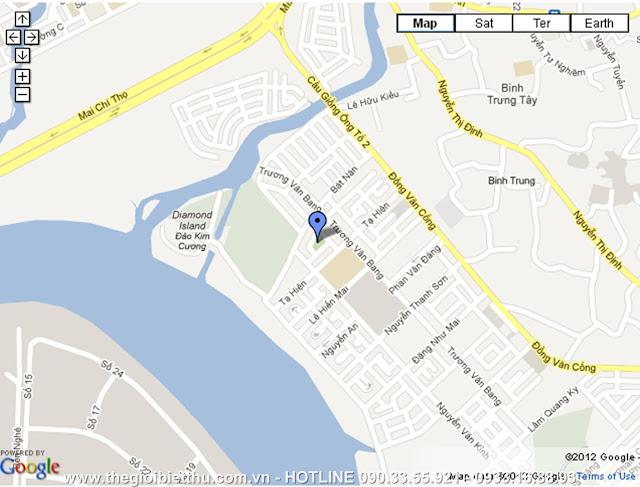 Dự án Biệt thự Hà Đô, Thạnh Mỹ Lợi, Quận 2