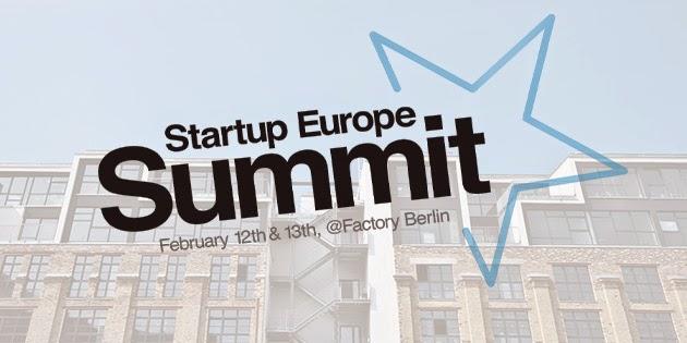 Cumbre Europea de Startups