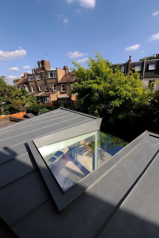 Greatinteriordesig edwardian terrace house extension for Terrace extension