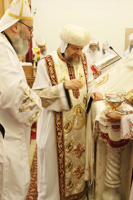 Clergy Meeting - St Mark Church - June 2016 - _MG_1493.JPG