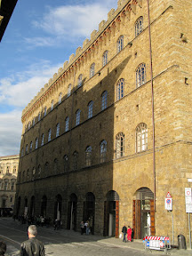 Museo Salvatore Ferragamo & the old British Institute in Florence