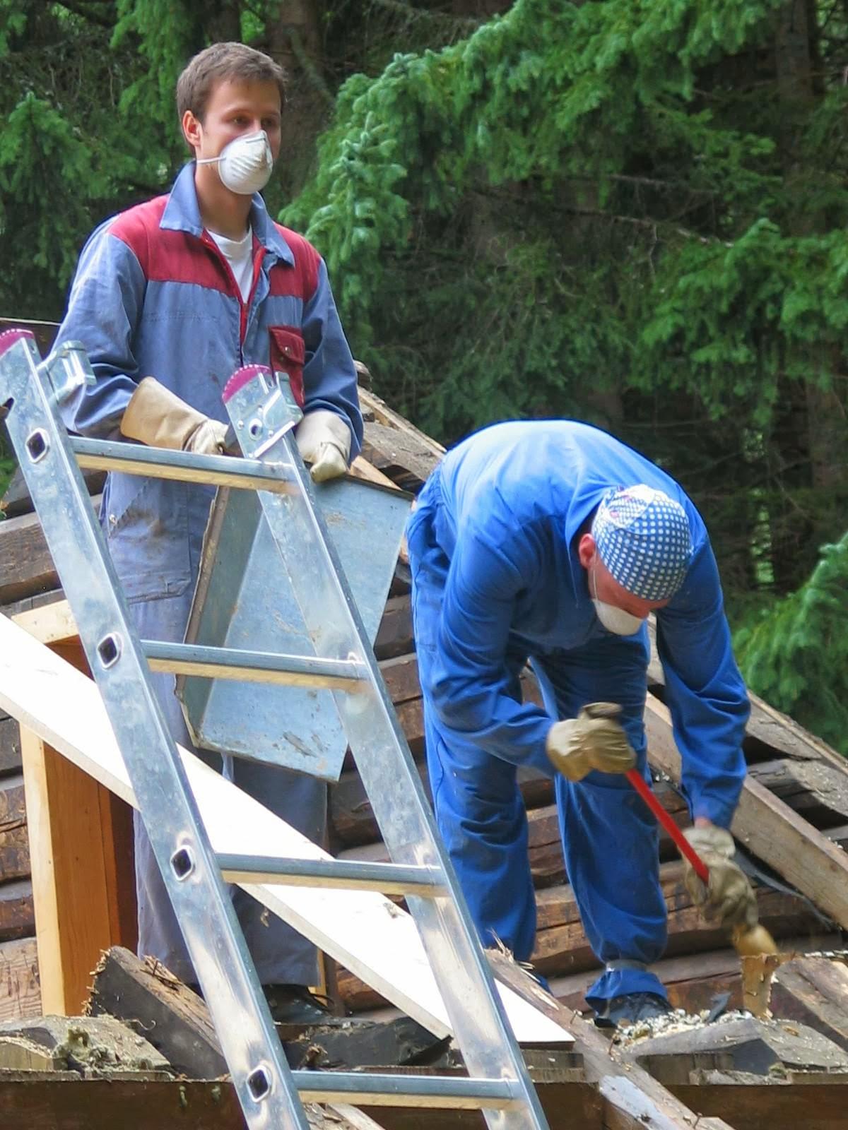 Delovna akcija - Streha, Črni dol 2006 - streha%2B130.jpg