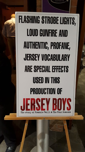 Want to laugh? See Jersey Boys!