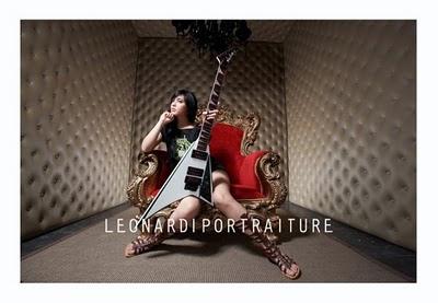 Prisa Adinda, Si Cantik Jago Gitar
