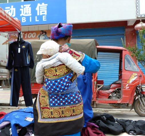 CHINE SICHUAN.XI CHANG ET MINORITE YI, à 1 heure de route de la ville - 1sichuan%2B883.JPG