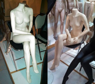 MANNEQUINS SUPER SPECIAL $85 AND UP - 3