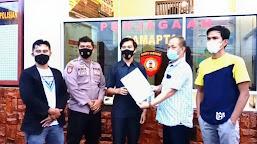 Lecehkan Profesi Wartawan, Akun Suparman Bugis Dilaporkan Kepolres Kerinci