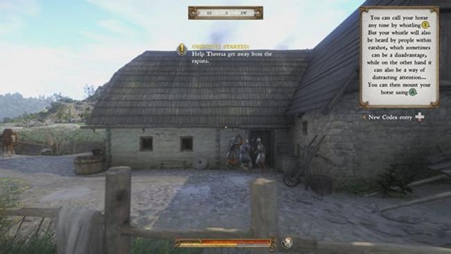 Kingdom Come: Deliverance ? So retten Sie Theresa (Cavalier Achievement Guide)