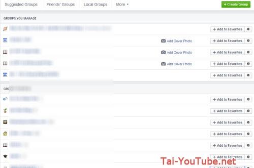 Hình 5 - Các việc bạn nên làm trên Facebook thường xuyên