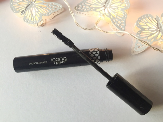 Icona Milano Emotion Allowed Waterproof Mascara