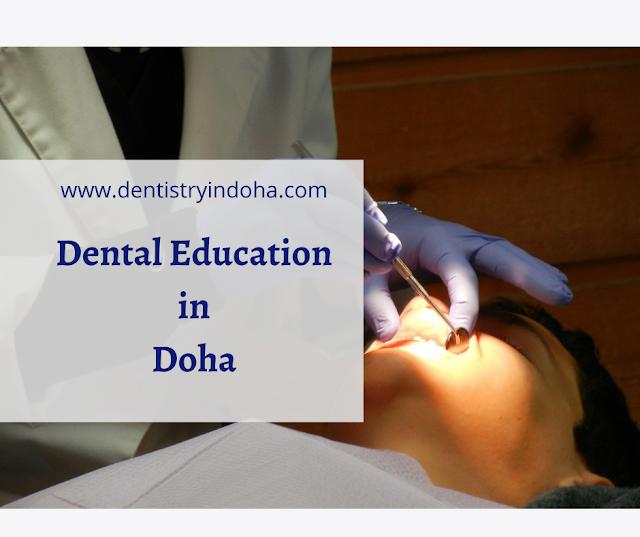 Dental Education Doha Qatar