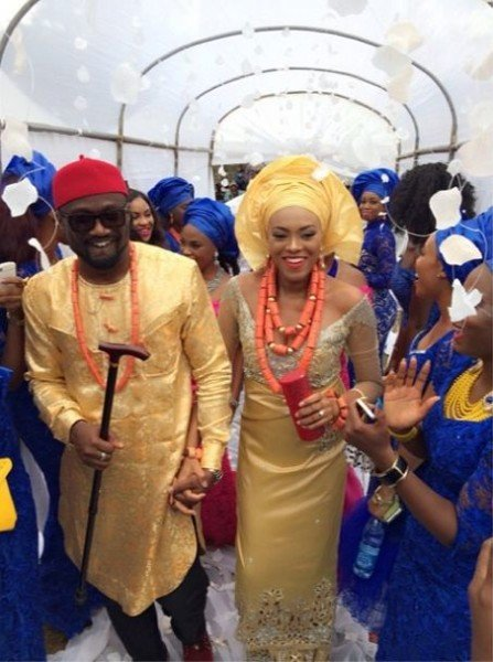 Pictures of the Igbo Traditional Wedding Attire | Fashion Qe