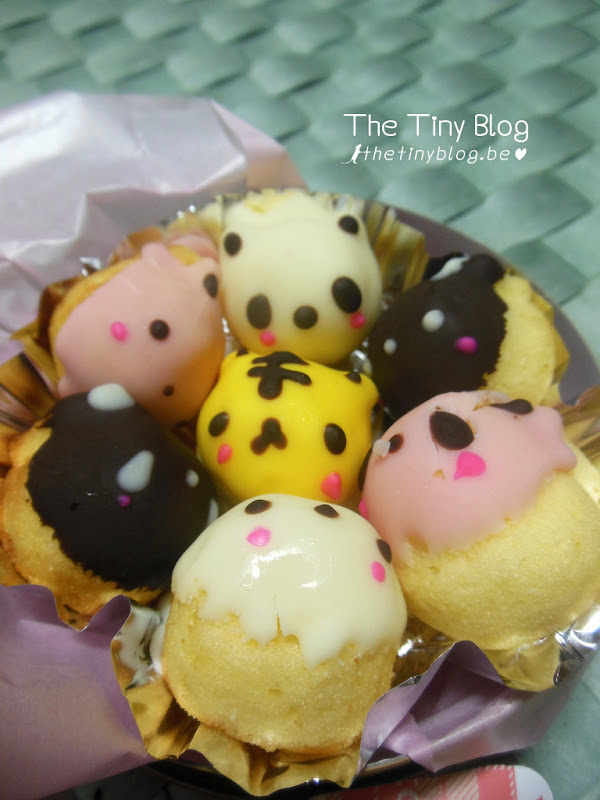Japanese Home Cooking Kitchen Homestay Cute Animal Donuts
