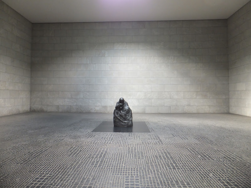 Neue Wache, La Pietá de Käthe Kollwitz, Berlín