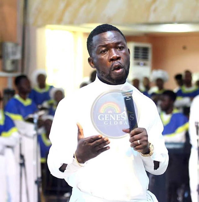 EDUCATION DOES NOT DETERMINE SUCCESS - Prophet Israel Oladele Ogundipe.