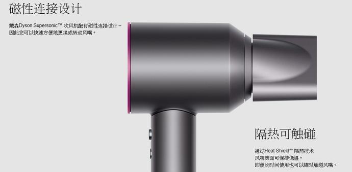 20 The Dyson Supersonic hair dryer