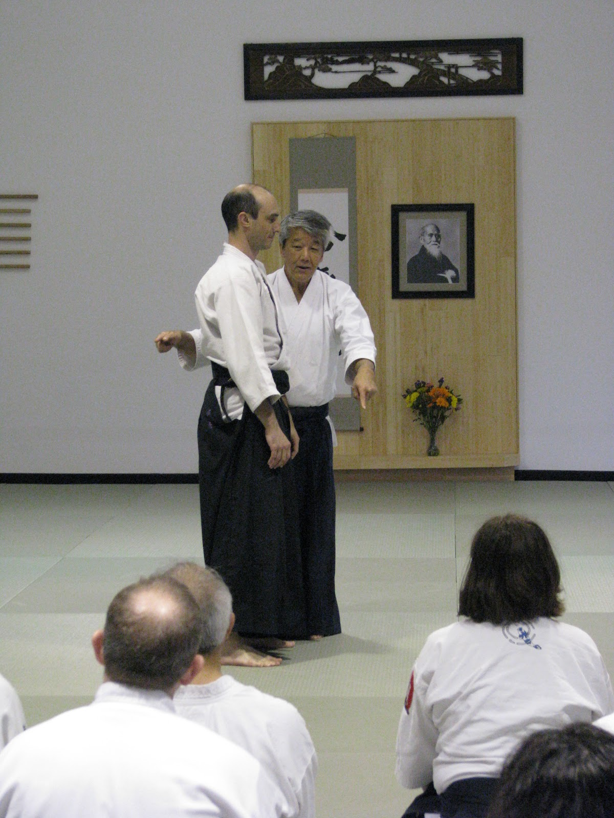 Midwest Aikido Bridge Seminar B March 23 24 2012