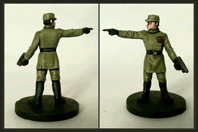 Oficial Imperial pintado por Xela