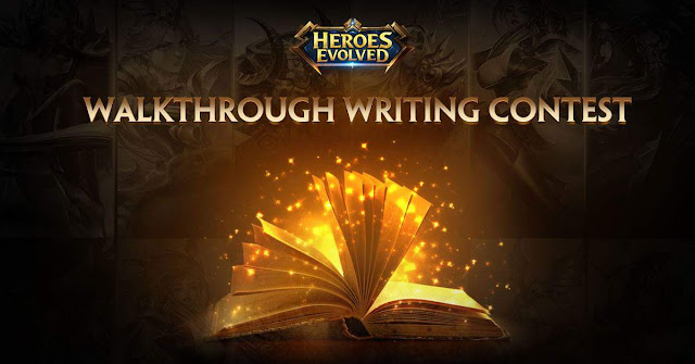 Heroes Evolved Rehber Etkinliği