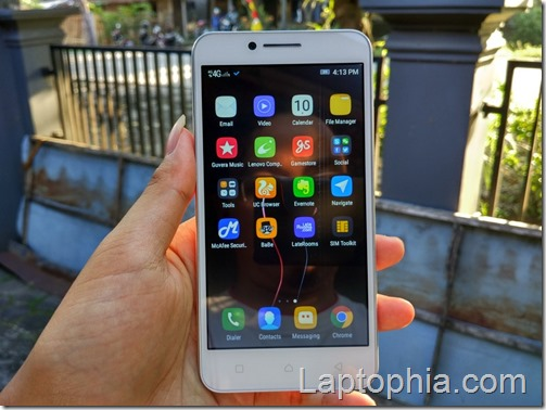 Lenovo Vibe C A2020 Review