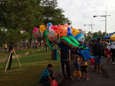 Penjual balon