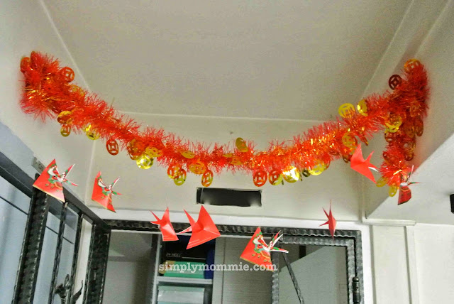Chinese new year decorations and activities simply mommie for Ang pao decoration