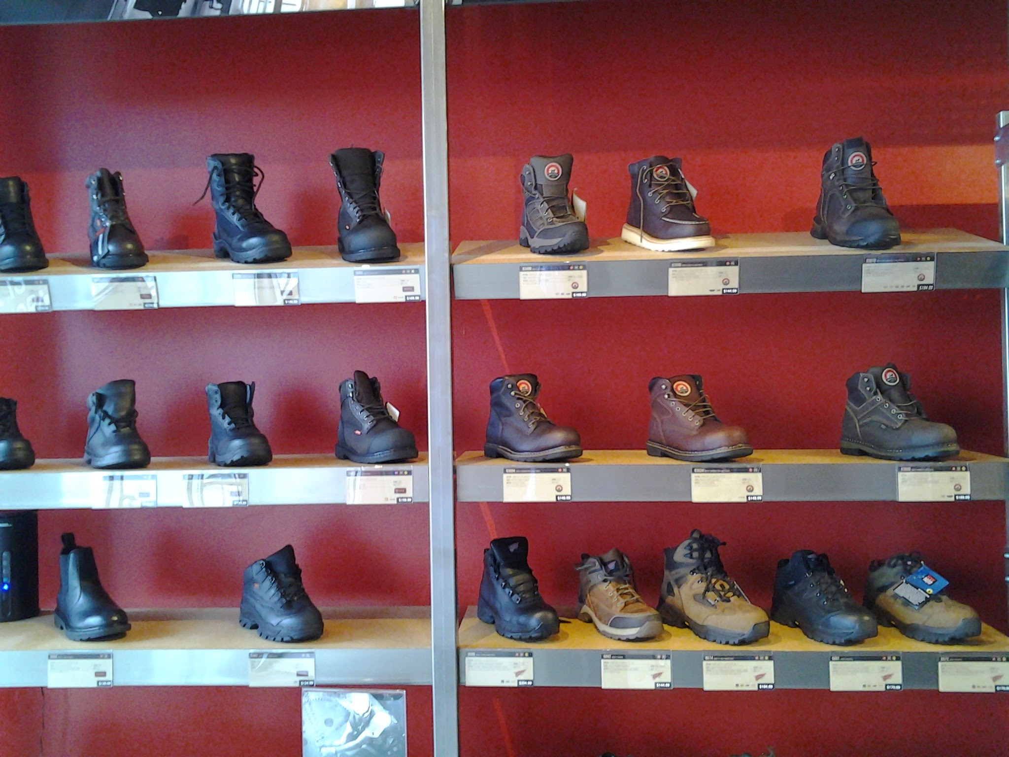Nearest Red Wing Boot Store - Boot 2017