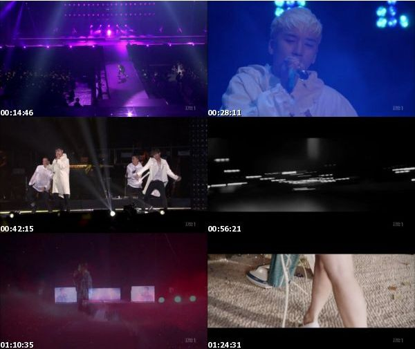 [TV-Variety] BIG BANG – World Tour 2015~2016 [MADE] in Japan (TBS 2016.01.31)