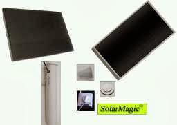 Ventilación y deshumidificación solar