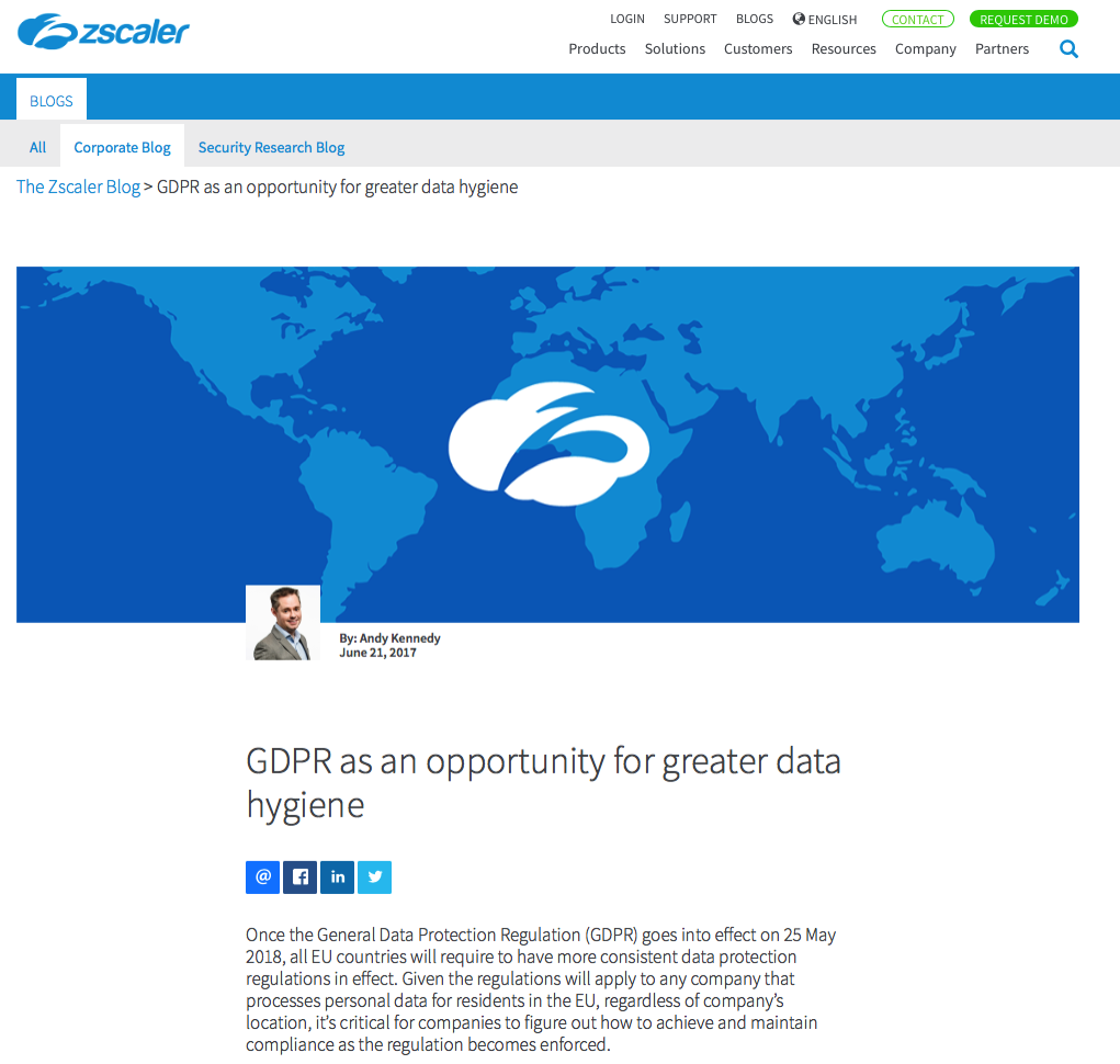 Zscaler bookmarks | Packet discards