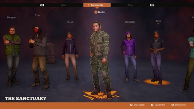 state of decay 2 sheriff legacy goal walkthrough guide. Black Bedroom Furniture Sets. Home Design Ideas