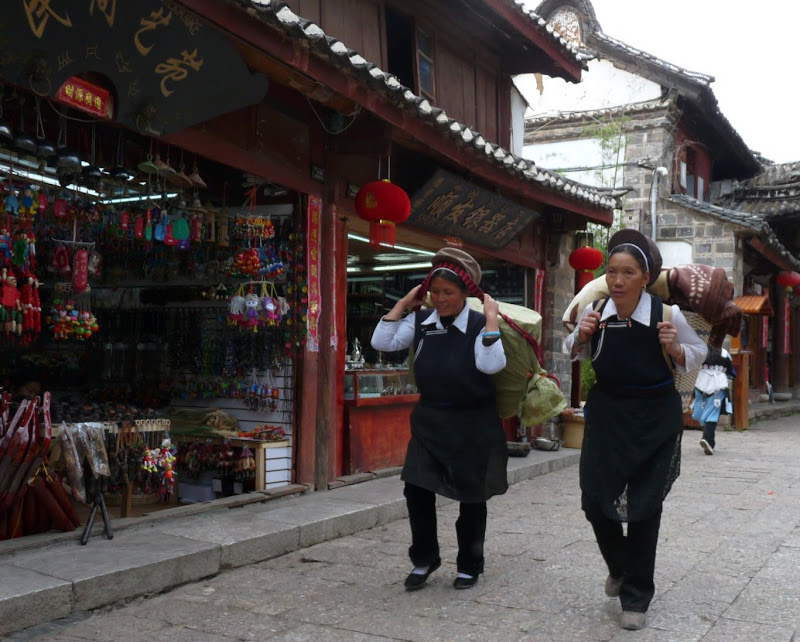 Chine. Yunnan.LIJIANG , Dragon snow mountain,puis lac LUGU - P1230097.JPG