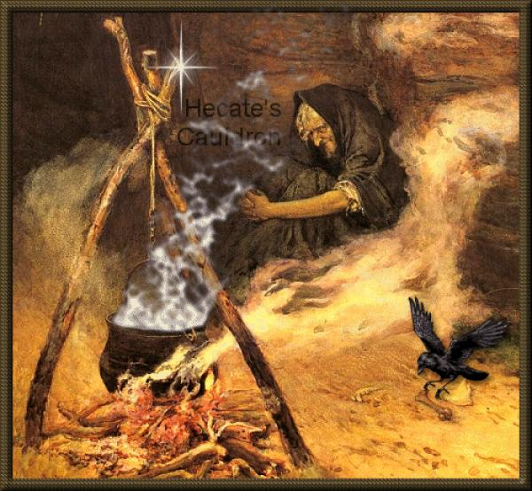 Summoning Hecate An Enhancement, Gods And Goddesses 4