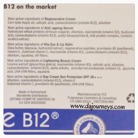 Vitacreme B12