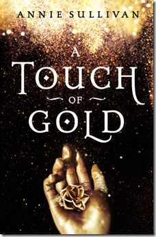 Touch of Gold Final Cover Image