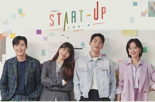 Start-Up (Season 1) [Hindi Dubbed (ORG) + Korean] Dual Audio | WEB-DL 480p [NF KDrama Series]