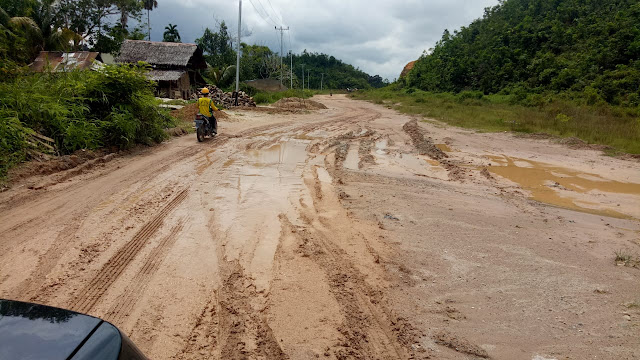 Foto: Syahbudin. Janji Tinggal Janji, Syahbudin Tuding Tak Ada Itikad Baik Bupati Ali Mukhni Selesaikan Tanah Masyarakat.