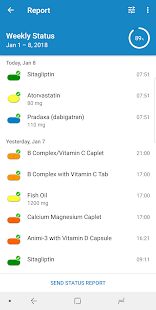 Pill Reminder and Medication Tracker by Medisafe- screenshot thumbnail