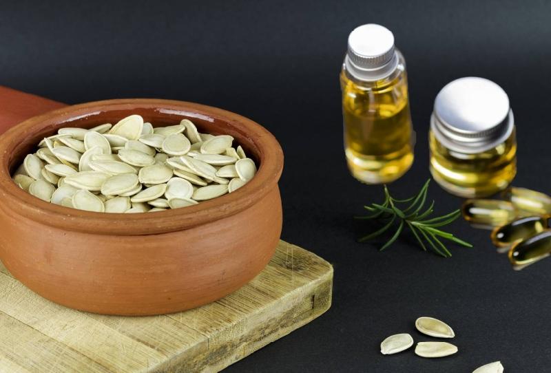 Kabak çekirdeği yağı saça ve cilde nasıl kullanılır.