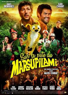 Theo Dấu Marsupilami - Sur La Piste Du Marsupilami - 2012