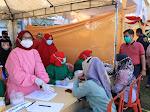 Mega Gebyar Vaksinasi Di Payakumbuh Capai Lebih Dari 3500 Dosis