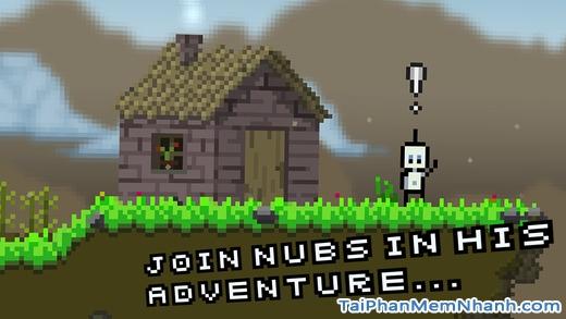 Giới thiệu Game Nubs' Adventure trên iPhone